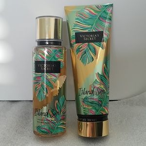 VS Island Sun Mist & Lotion